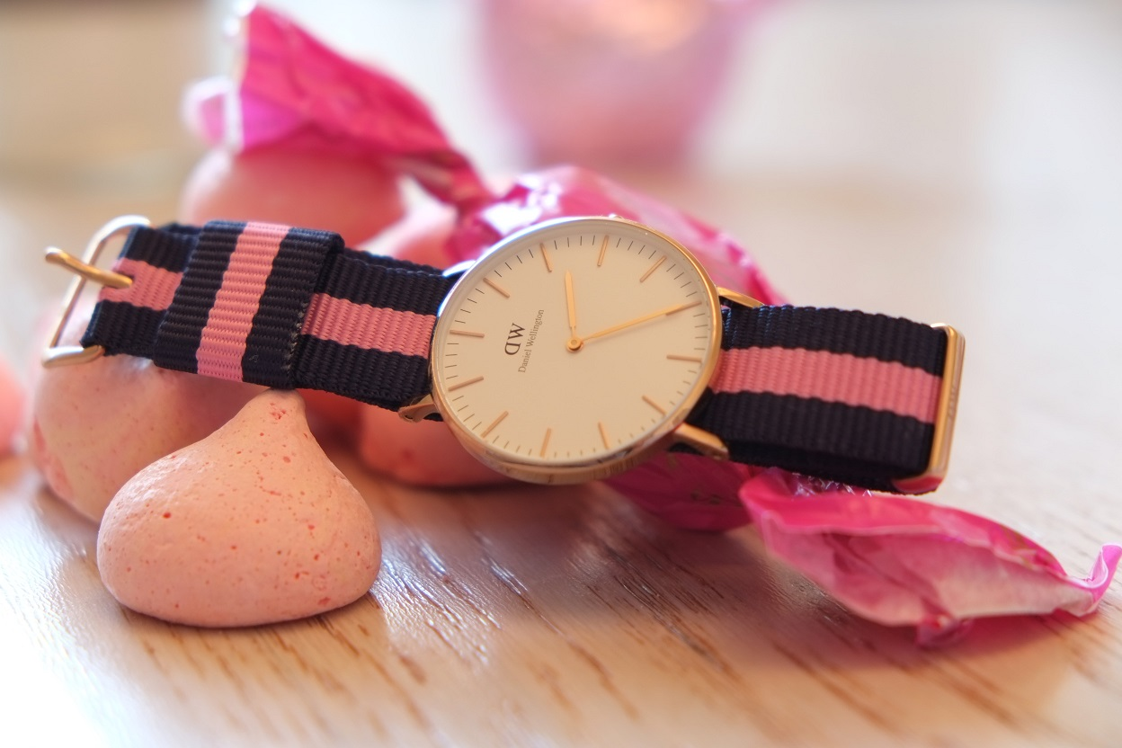 DANIEL WELLINGTON Nicoleta Dan -Fashion Blogger